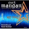 Струны Curt Mangan Nickel Wound Bass 45-105 (45105)