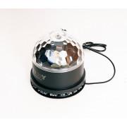 MM010 Светодиодный эффект «диско-шар» средний, 6х1Вт, Bi Ray