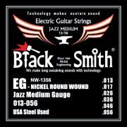 Струны BlackSmith Jazz Medium 13-56 (NW-1356)