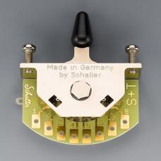 Переключатель Schaller Megaswitch T (5-way) (15310001)