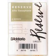 DJR0230 Reserve Трости для саксофона альт, размер 3.0, 2шт., Rico