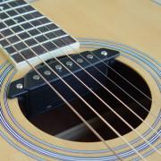 Звукосниматель магнитный Belcat для акустической гитары, в резонаторное отверстие, сингл (SH-85)