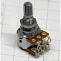 Потенциометр Hosco балансный 250K (VR-126W250)