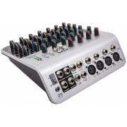 MIX04AU Мини-микшерный пульт, 8 каналов, USB, Soundking