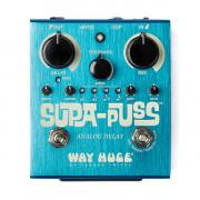 WHE707 Way Huge Supa-Puss Analog Delay Педаль эффектов, Dunlop