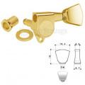 Колки Gotoh SG301-04 3L-3R Золото