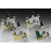 15310001 Megaswitch T Переключатель 5-ти позиционный, Telecaster, никель, Schaller