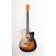 Акустическая гитара Homage цвет санберст (LF-3800CT-SB)