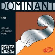 197 Dominant Solo Комплект струн для контрабаса размером 3/4, соло, Thomastik