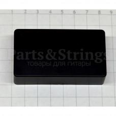 Крышка для хамбакера Hosco PC-HX, пластик, без отверстий, черная