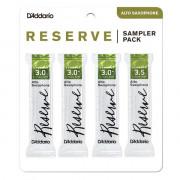 DRS-J30 Reserve Набор тростей для саксофона альт, размер 3.0-3.5, 4шт, Rico