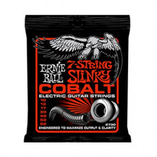 Струны Ernie Ball 7-string Cobalt Skinny Top Heavy Bottom Slinky 10-62 (2730)