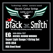 Струны BlackSmith 7-string Super Light 9-54 (NW-0954-7st)