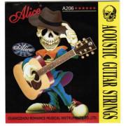 Струны Alice Phosphor Bronze Acoustic 12-53 (A206-L)