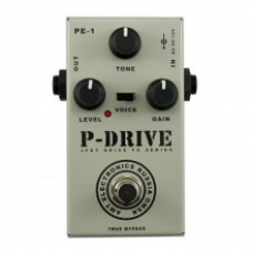 AMT PE-1 Guitar Pedal P-Drive Педаль перегруза