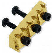 Топ-лок Schaller Nut R2, Золото 41.3мм (13120502)