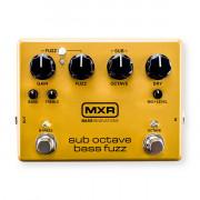 M287 MXR Sub Octave Bass Fuzz Педаль эффектов, басовая, Dunlop