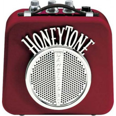 Danelectro Honey Tone Mini Amp винтажный мини комбоусилитель бордовый (N10Burgundy)