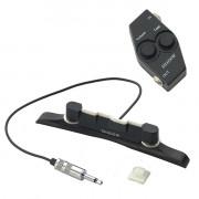 SH926 Звукосниматель для мандолины, с темброблоком, подставка, Shadow