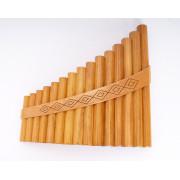 Panpipe-15-alto Пан-флейта 15 трубок альт g1-g3 Hora