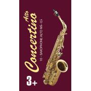 FR17SA05 Concertino Трости для саксофона альт № 3+ (10шт), FedotovReeds