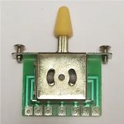 Переключатель для электрогитары SM, tele 3-х позиционный, (SW33-IV)