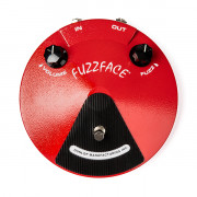 JDF2 Fuzz Face Distortion Педаль эффектов, Dunlop