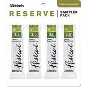 DRS-K25 Reserve Набор тростей для саксофона тенор, размер 2.5-3.0+, 4шт, Rico