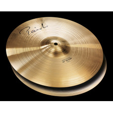 0004103714 Signature Precision Hi-Hat Две тарелки 14'', Paiste