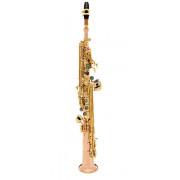 JP043R Саксофон сопрано Bb, прямой, розовая латунь, John Packer