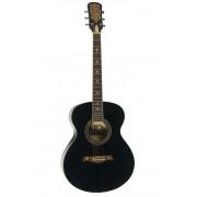 Акустическая гитара Excalibur цвет черный (EF(CF)-6000FM BK)