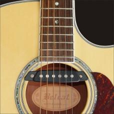 Звукосниматель магнитный Belcat для акустической гитары, в резонаторное отверстие, хамбакер (SH-80)