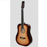 Акустическая гитара Амистар, цвет санберст (M-51-SB)