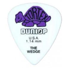 Медиатор Dunlop Tortex Wedge 1.14мм. (424R1.14)
