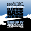 Струны Ernie Ball  Group IV Flat Wound Bass 40-95 (2808)