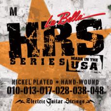 Струны La Bella HRS Series 10-48 (HRS-M)