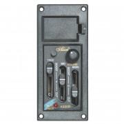 EQ-A505R Эквалайзер со звукоснимателем, 3-полосный, Alice