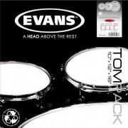 ETP-EC2SCTD-R EC2 Rock Набор пластика для том барабана, с покрытием 10