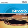 Струны D'Addario American Bronze 85/15 Acoustic 11-52 (EZ910)