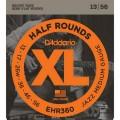 Струны D'Addario Half-Rounds 13-56 (EHR360)