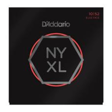 Струны D'Addario NYXL Nickel Wound 10-52 (NYXL1052)