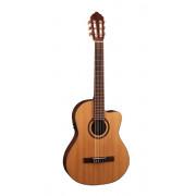 AC160CFTL-NAT Classic Series Классическая гитара со звукоснимателем, с вырезом, Cort