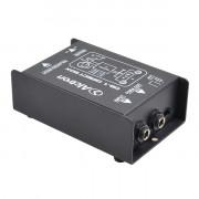 DB-1 D.I. Box Преобразователь акустического сигнала, пассивный, Alctron