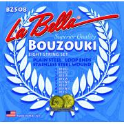 BZ508 Комплект струн для бузуки La Bella