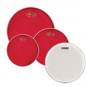 EPP-HRUV1-R Hydraulic Red Rock Набор пластиков для малого и том барабана (10, 12, 16