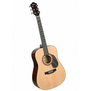 Акустическая гитара Hohner полноразмерная, цвет натуральный (HW220N)