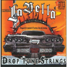 Струны La Bella Drop Tune 13-60 (DT13)