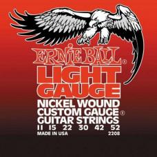 Струны Ernie Ball Light Nickel Wound 11-52 (2208)