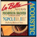 Струны LaBella Phosphor Bronze Acoustic 11-52 (7GPCL)