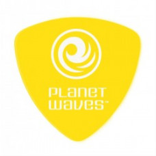 Медиатор Planet Waves Duralin Triangle, желтый, 0.70 мм 2DYL3-10